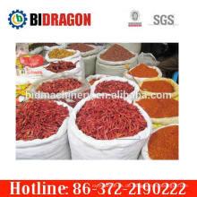Lebensmittel-Standards Red Chili Powder Machine Hersteller