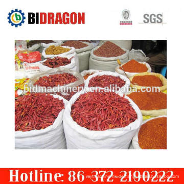 Hotsale weit verbreitet mit beliebten Chili-Fräsmaschine