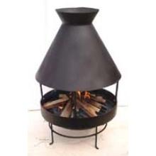 BBQ Напольный обогреватель, дымоход, чугун chimenea (FSL021)