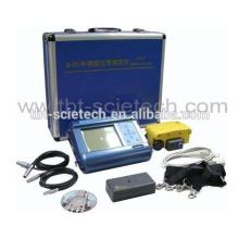Appareil de mesure de position de barre d'acier de repère de Rebar de DJGW-2A, scanner de rebar