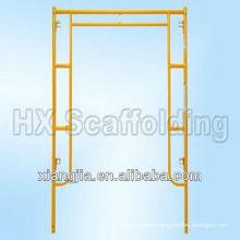 1250*2000 galvanized/power coating/painting rent scaffolding