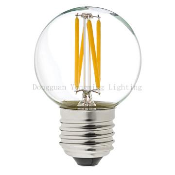 3.5W G45 Dim Clear E27 Hotel Luz LED