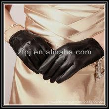 fashion style sheepskin leather hand glove