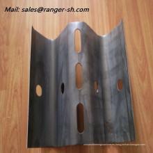 frío metal del rodillo que forma la máquina / barandilla rodillo que forma la máquina