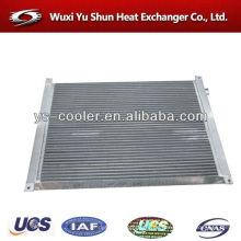 Kühler / Luftkühler / Aluminium-Plattenwärmetauscher für Luftkompressor