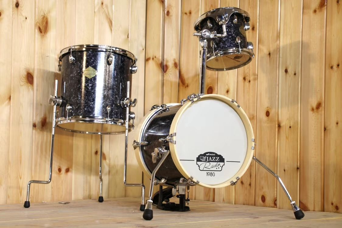 3 Pieces Drum Set