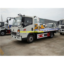 SINOTRUK 6 Ton Rescue Wrecker Trucks