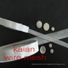 Verschiedene Material Elektronische Gerät Abschirmung / Kopfhörer Mesh / Lautsprecher Mesh / Current Collector Mesh ---- 30 Jahre Fabrik