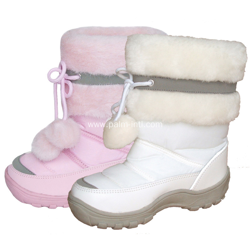 Fashion Kids' Snow Boots
