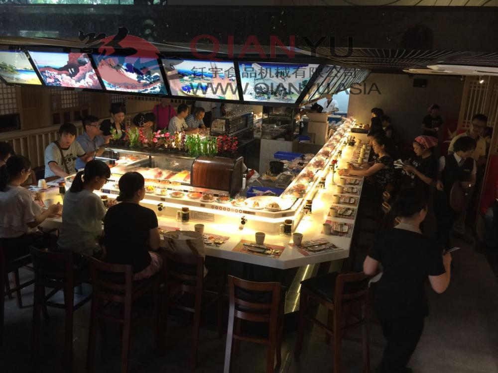 Heat Resistant Conveyor Belt Sushi