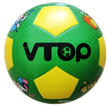 Green Color Animaled Football Toys