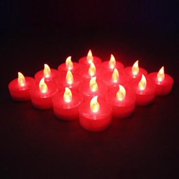 safety home decoration LED candle