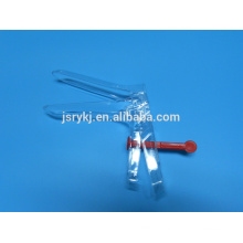 disposable sterile gynecological Examination large speculum vaginal plastic vaginal speculum