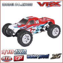 RC 1/10 4WD maquete gasolina carro, Top 10 Nitro RC carro de corrida