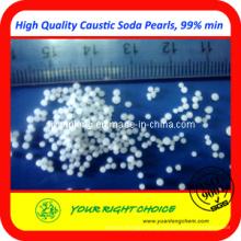 SGS Inspektion Caustic Soda Perlen