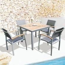 Meubles de jardin extérieur Les meilleurs meubles de patio à rayures (D540; S260)