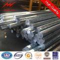 Nea Steel Pole 25FT 30FT 35FT 4FT 45FT poste de acero con HDG