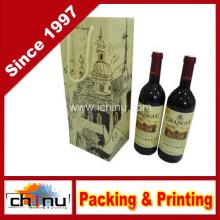 Вино Бумажная сумка (2322)
