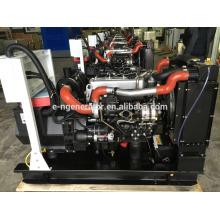 Generador diesel barato chino abierto y silencioso de 10KW-30KW con aprobación de la EPA de EE. UU.