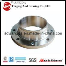 LR, DIN/ANSI/En/JIS carbono Flange de aço