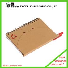 El último mini cuaderno espiral con la pluma (EP-NP8131)