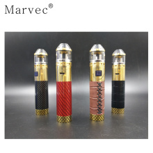 OEM/ODM for Stable Wood Vape 90W full-power output 18650 starter kits vape supply to United States Factory