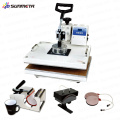 Sunmeta Manual of Flat Heat Press Machine