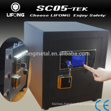 2015 New Design two key safe box Office Security Safe