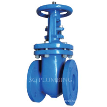 Metal Seated Gate Valve DIN 3202 F4 (RS, Flange end)