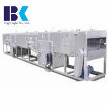 Comtinuous Spray Low Temperature Sterilization. Machine