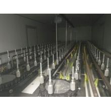 Chaîne de convoyeur pour pulvérisation de peinture ligne d'enduction