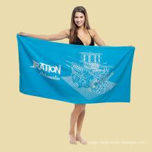 Super Absorbent Microfiber Bath Beach Body Wrap Spa Towel