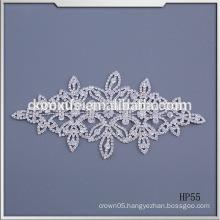 Fashion rhinestone patch from Kooxus Jewelry Factory