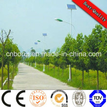 Warm White 100W Solar LED Street Light All in One