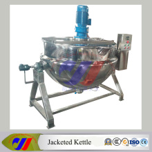 600L Automatic Tilting Rotary Steam Jacketed Cooking Pot