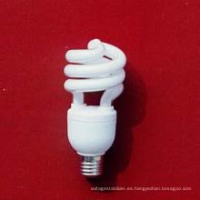 Tipo 22-28W ondulado, lámpara de ahorro de energía para tipos de zócalos estándar