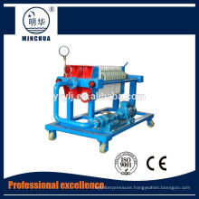 plate and frame filter press for waste oil filtration With Long-term Service
