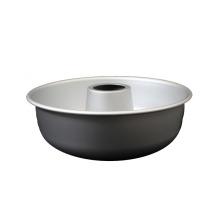 Molde para pastel de gasa redondo de aleación de aluminio