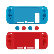 Tampa da tampa da vara do silicone do Joy-Con do interruptor de Nintendo