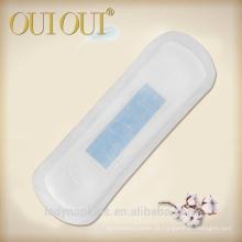 Alta qualidade senhora algodão macio calcinha forro produtos de higiene feminina