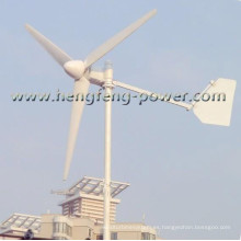 viento generador de turbina eólica de potencia de 1000W