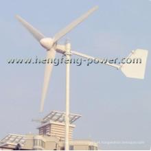 1000W vento gerador de energia eólica de turbina