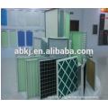 Fiberglass HEPA Filter for Laboratory with Mesh/High efficiency filter grid/Box-type high efficiency filter