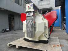 Biomass Pellet Animal Manure, Rice Husk Beautiful Organic Fertilizer Machine Hkj40-f