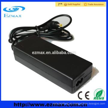 Cargador de batería del ordenador portátil del adaptador de la CA 90W