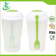 800ml Großhandel Salat Cup für vegetarische