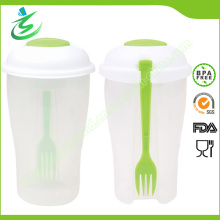 800ml Taza de la ensalada al por mayor para vegetariano