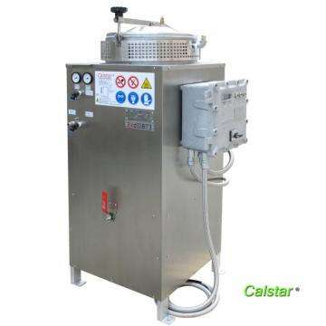 Recycle Waste Chemical Solvent Recovery System