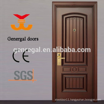 BS Tested Hotel Apartment Paint finish wood door