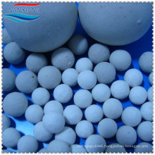 inert alumina ceramic ball catalyst support